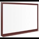 Bi-Office MB14002318 whiteboard 1200 x 900 mm Ceramic