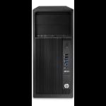 HP Z240 Zevende generatie Intel® Core™ i7 i7-7700 16 GB DDR4-SDRAM 512 GB SSD Zwart Toren Workstation