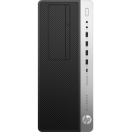 HP EliteDesk 800 G5 9th gen Intel® Core™ i7 i7-9700 16 GB DDR4-SDRAM 512 GB SSD Zwart, Zilver Toren PC