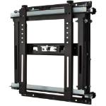 B-Tech Professional Video Wall Mount with Quick Lock Push System