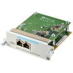 Hewlett Packard Enterprise 2920 2-port 10GBASE-T 10 Gigabit Ethernet,Fast Ethernet,Gigabit Ethernet network switch module