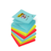 Post-It R330-6SS-MIA Square Aqua colour, Lime, Red 90sheets self-adhesive note paper