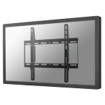 "Newstar PLASMA-WKIT1 55"" Black flat panel wall mount"