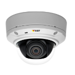 Axis M3026-VE IP security camera indoor & outdoor Dome White