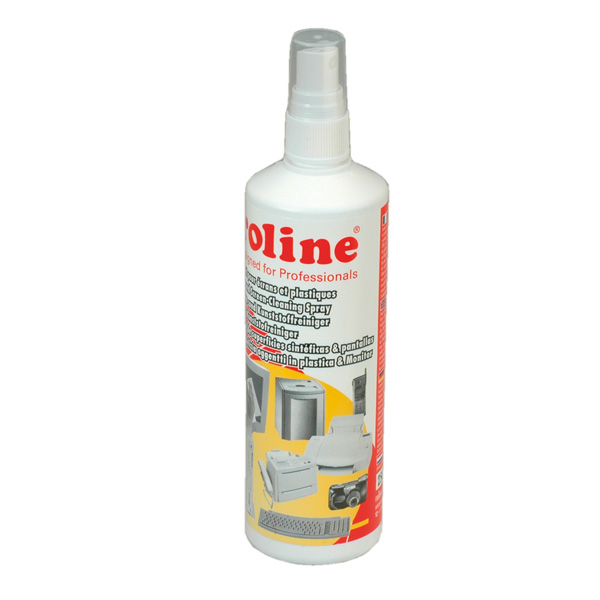 ROLINE Monitor- and Plastic-Cleaner