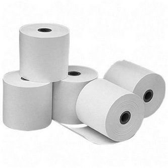ACR SAS THERMAL PAPER 80x80mm, 1 box=5 rolls