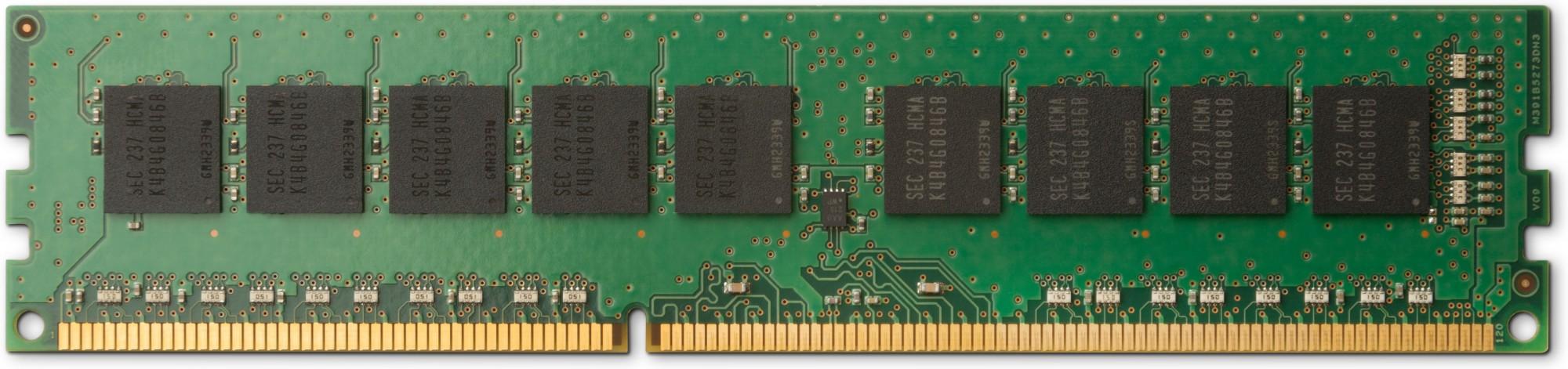 HP 4GB (1x4GB) DDR4-2133 ECC RAM memory module