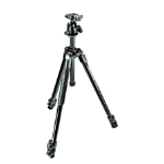 Manfrotto 290 Xtra tripod Digital/film cameras 3 leg(s) Black