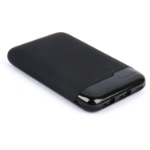 eSTUFF ES641020 power bank Black Lithium Polymer (LiPo) 5000 mAh