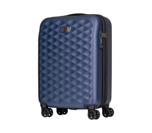 Wenger/SwissGear 605728 luggage Trolley Blue Polycarbonate 32 L