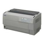 Epson DFX-9000 dot matrix printer 240 x 144 DPI 1550 cps
