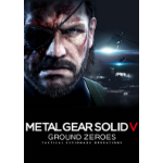 Konami Metal Gear Solid V: Ground Zero video game PC Basic German
