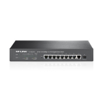 TP-LINK TL-SL2210 Managed L2 Fast Ethernet (10/100) Black network switch