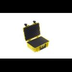 B&W 4000/Y/SI camera case Hard case Yellow