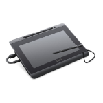 Wacom DTH-1152 2540lpi 223.2 x 125.55mm USB Black graphic tablet DTH-1152-CH