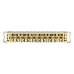 Cablenet 237A 10 Pair Disconnection Strip Module Cream