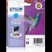 Epson Hummingbird Cartucho T0802 cian (etiqueta RF)