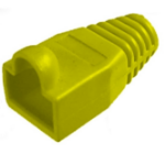 Cablenet 22 2084 cable boot Yellow