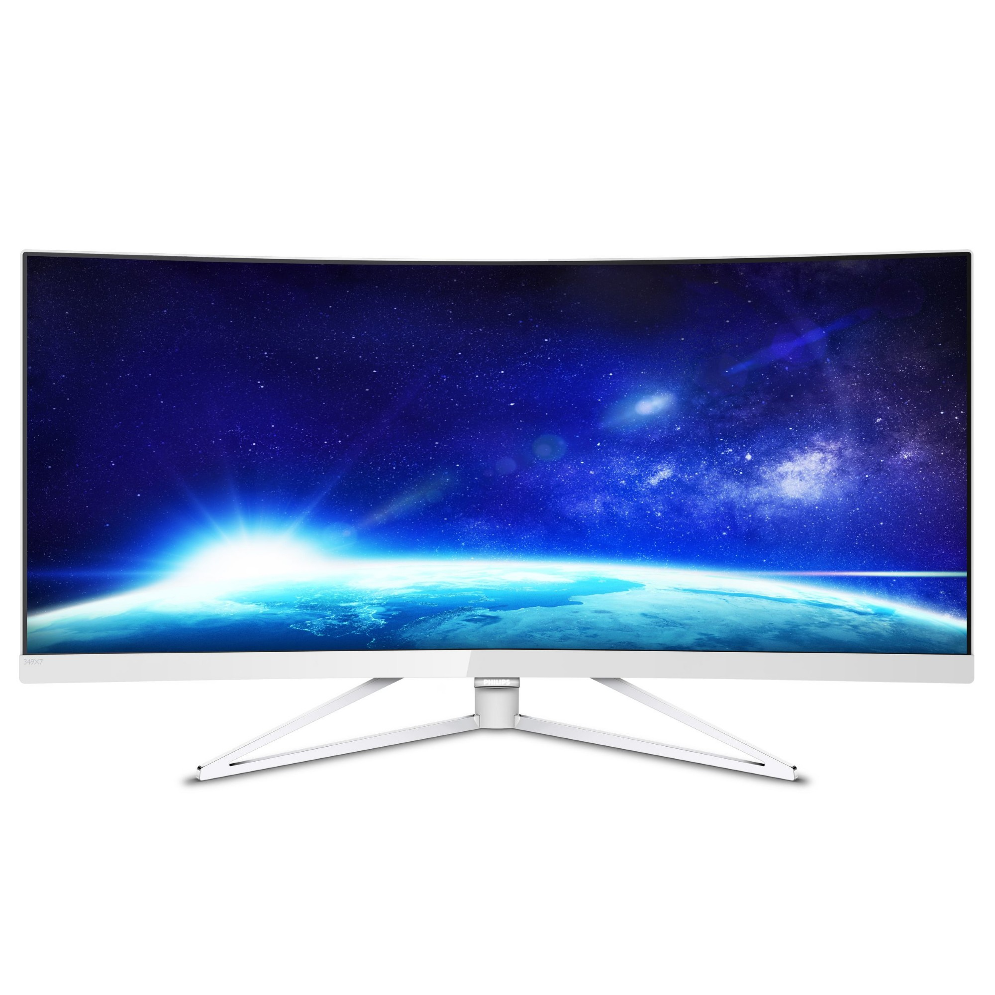 Philips Brilliance Curved UltraWide LCD Display 349X7FJEW