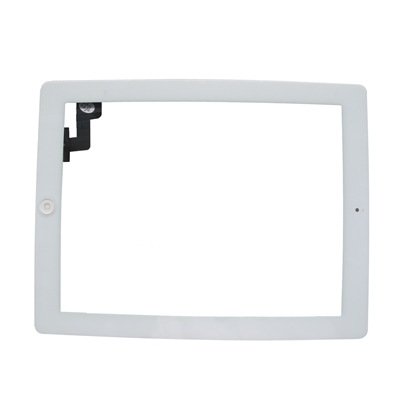 TARGET iPad 2 Compatible Touch Screen Assembly White OEM Original