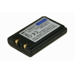 2-Power Barcode/Scanner Battery 3.7V 2000mAh