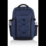 """DELL Energy Backpack 15 notebook case 38.1 cm (15"""") Backpack case Black, Navy"""