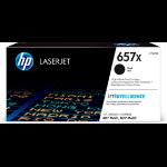 HP CF470XC (657X) Toner black, 28K pages