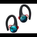Plantronics BackBeat Fit 3100 Headset Ear-hook,In-ear Black,Blue