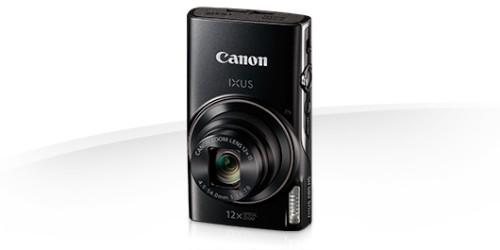 """Canon IXUS 285 HS Compact camera 20.2MP 1/2.3"""" CMOS 5184 x 3888pixels Black"""
