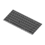 HP Keyboard Danish - Tastatur