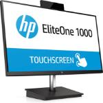 "HP EliteOne 1000 G2 60,5 cm (23.8"") 1920 x 1080 Pixels Touchscreen 3 GHz Intel® 8ste generatie Core™ i5 i5-8500 Zwart Alles-in-één-pc"