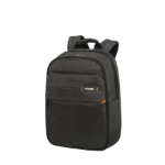 "Samsonite 93061-6551 notebook case 35.8 cm (14.1"") Backpack Black, Charcoal"