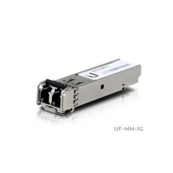 Ubiquiti Networks U Fiber  Multi-Mode Module  1G (single unit)