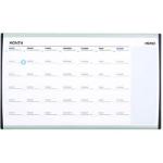 QUARTET ARC CUBICLE CALENDAR BOARD 760 X 460MM