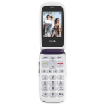 Doro PhoneEasy 612 103g Purple,White