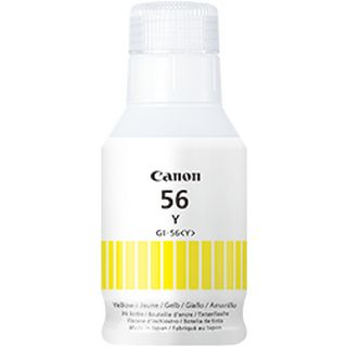 Canon 4432C001 (GI-56 Y) Ink bottle yellow, 14K pages, 135ml