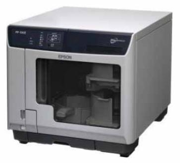 Epson PP-100 II disc publisher 50 discs USB 3 0, 2 in