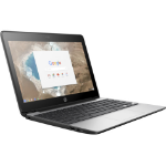 "HP Chromebook 13 G1 Black,Grey 33.8 cm (13.3"") 1920 x 1080 pixels Intel® Core™ M m5-6Y57 4 GB LPDDR3-SDRAM 32 GB eMMC"