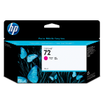 HP C9372A (72) Ink cartridge magenta, 130ml