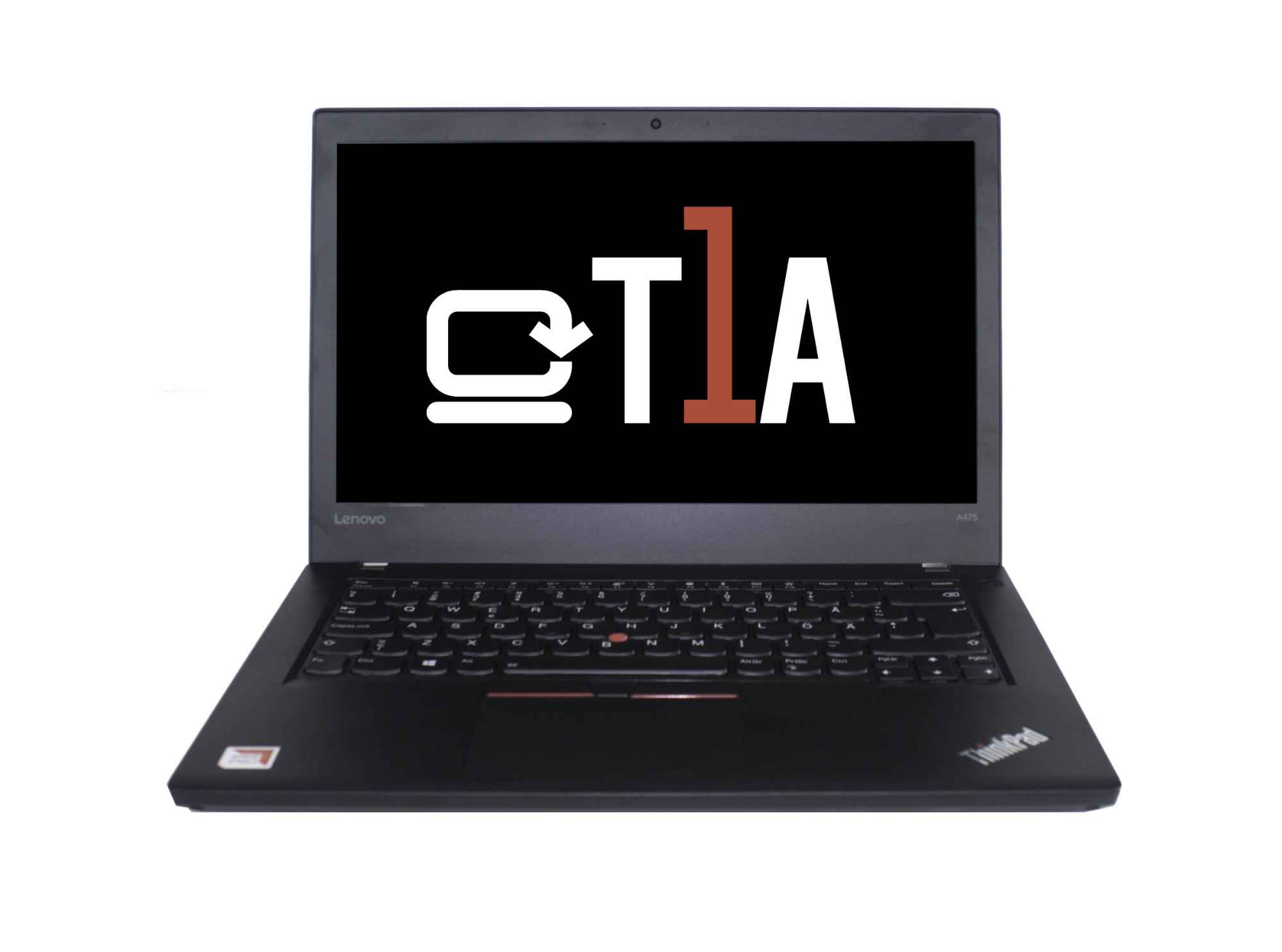 T1A Lenovo ThinkPad A475 Refurbished Notebook 35.6 cm (14