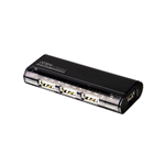 ATEN 4 PORT USB 2.0 Magnetic HUB. - [ OLD SKU: UH-284N ]