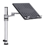 Atdec VF-AT-NP Silver notebook arm/stand