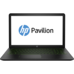 "HP Pavilion Power 15-cb011na 2.8GHz i7-7700HQ 15.6"" 1920 x 1080pixels Black, Green Notebook"