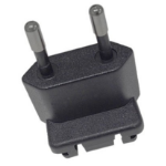Honeywell PS-PLUG-C netstekker adapter Type C (Europlug) Zwart