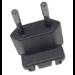 Honeywell PS-PLUG-C adaptador de enchufe eléctrico Tipo C (Europlug) Negro