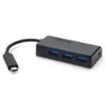 Kensington CH1000 USB-C USB 3.0 (3.1 Gen 1) Type-C 5000Mbit/s Black interface hub