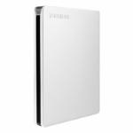 Toshiba Canvio Slim external hard drive 2000 GB Silver