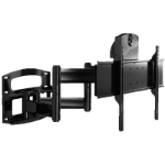 "Peerless PLAV70-UNLP flat panel wall mount 71"" Black"