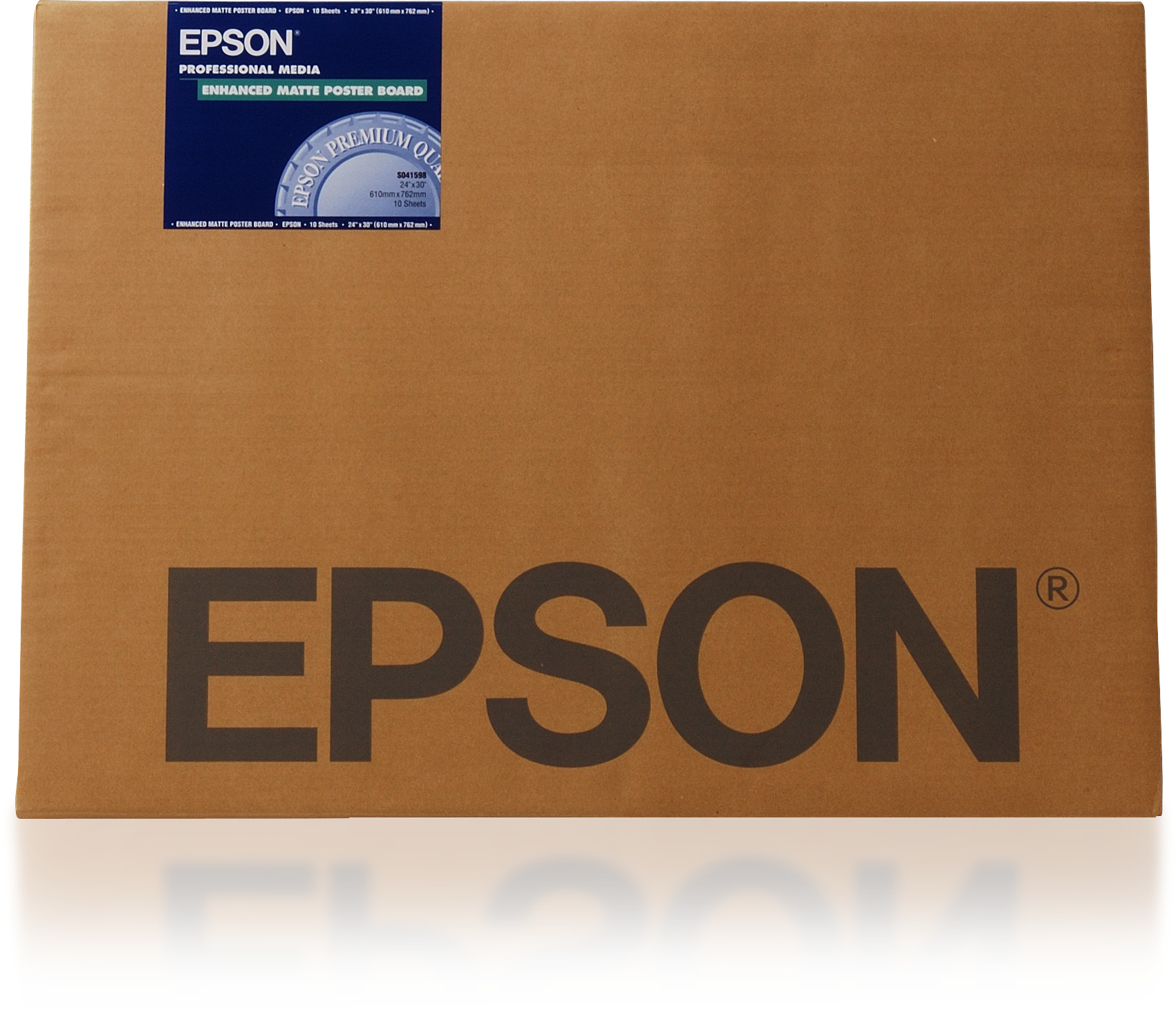 "Epson Enhanced Posterboard, 24"" x 30"", 1130g/m² large format media"