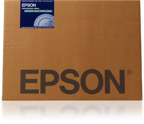 Epson Enhanced Matte Posterboard, 24